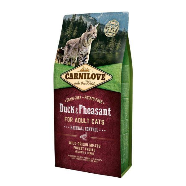 Carnilove - Canard & Faisan 6kg